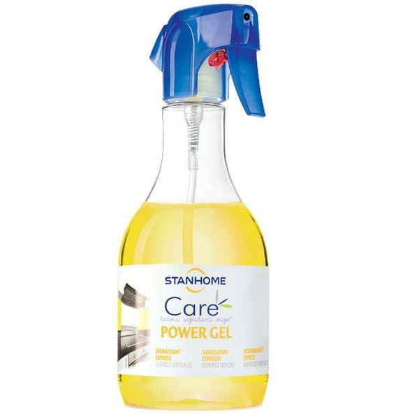 Xịt Làm Sạch Nhà Bếp Stanhome Power Gel Care 500ml