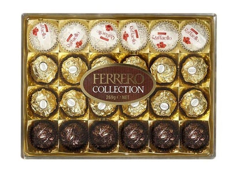 Socola Ferrero Collection 24 Viên Cao Cấp 3 Vị Tuyệt Hảo