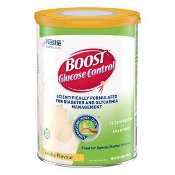 Sữa Dinh Dưỡng Cho Người Tiểu Đường Boost Glucose Control