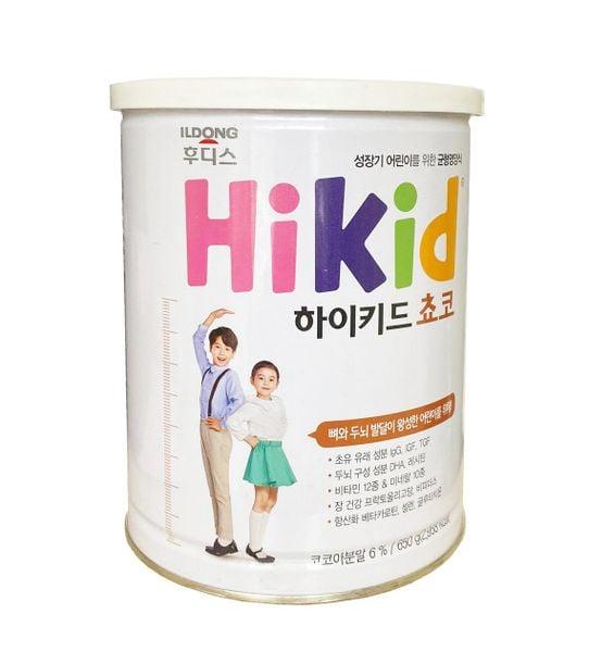Sữa Hikid Premium Cho Bé Từ 1 Tuổi Trở Lên