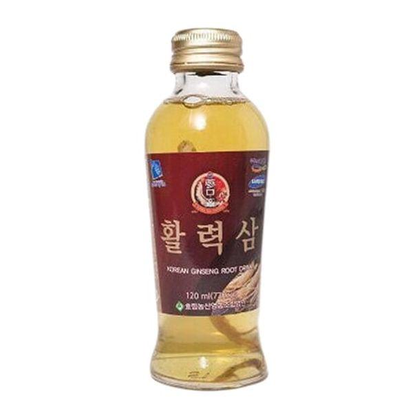 Nước Hồng Sâm Có Củ Pocheon Hyolim Hàn Quốc