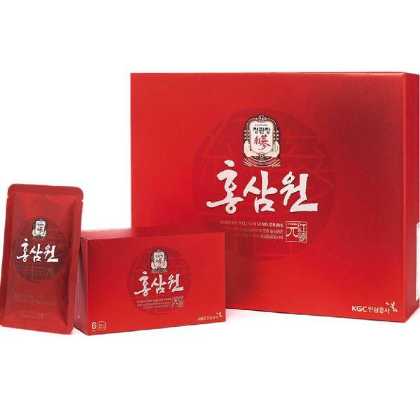 Nước Hồng Sâm Won KGC Cheong Kwan Jang Hàn Quốc 30 Gói