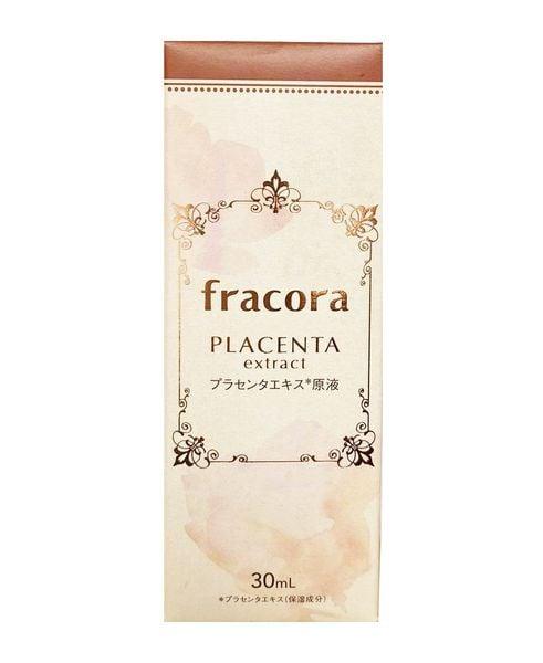 Serum Fracora White'st Placenta Extract Nhau Thai Cừu