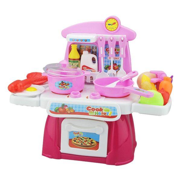 Đồ Chơi Nấu Ăn Có Nhạc Cho Bé Toys House 889-39