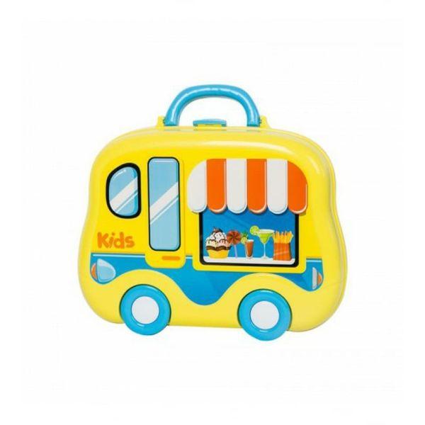 Hộp Ô Tô Bếp Nấu Ăn Toys House 008-919