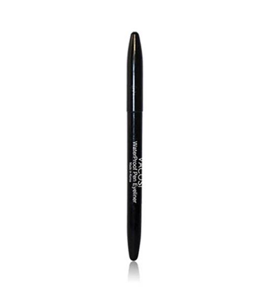 Bút Kẻ Mắt 24h Vacosi Waterproof Pen Eyeliner Bền Màu