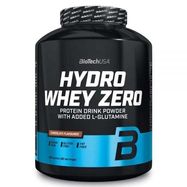 Sữa Tăng Cơ BioTech USA Hydro Whey Zero 4 Lbs Của Mỹ