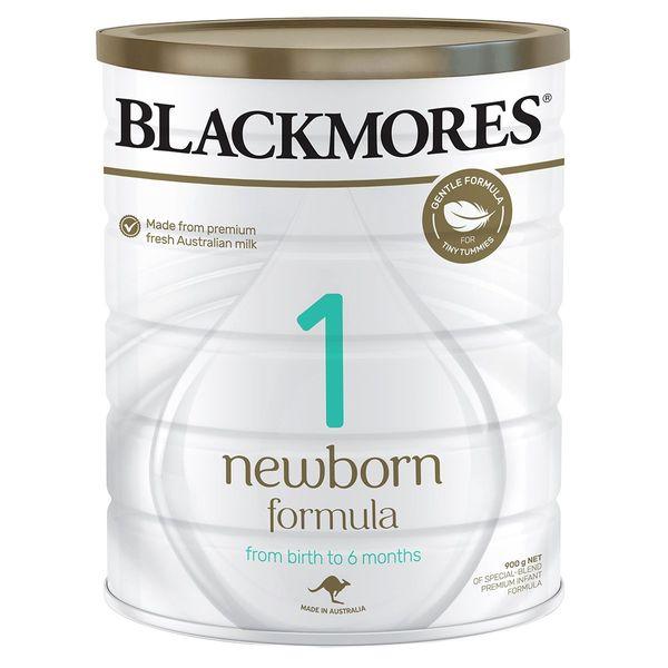 Sữa Blackmores 1 Dành Cho Bé 0-6 Tháng Tuổi
