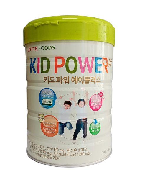 Sữa Kid Power A+  Nội Địa Hàn Quốc Tăng Chiều Cao Cho Bé