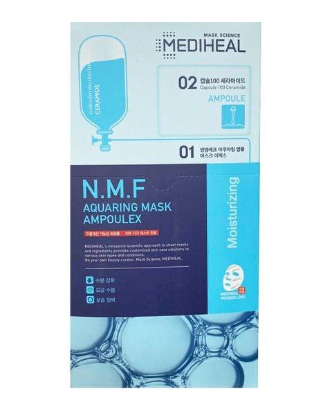Combo 10 Mặt Nạ Mediheal NMF Aquaring Ampoule Mask
