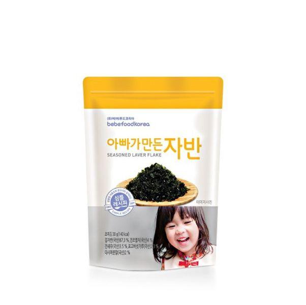 Rong Biển Trộn Cơm Cho Bé Bebefood Hàn Quốc 30gr