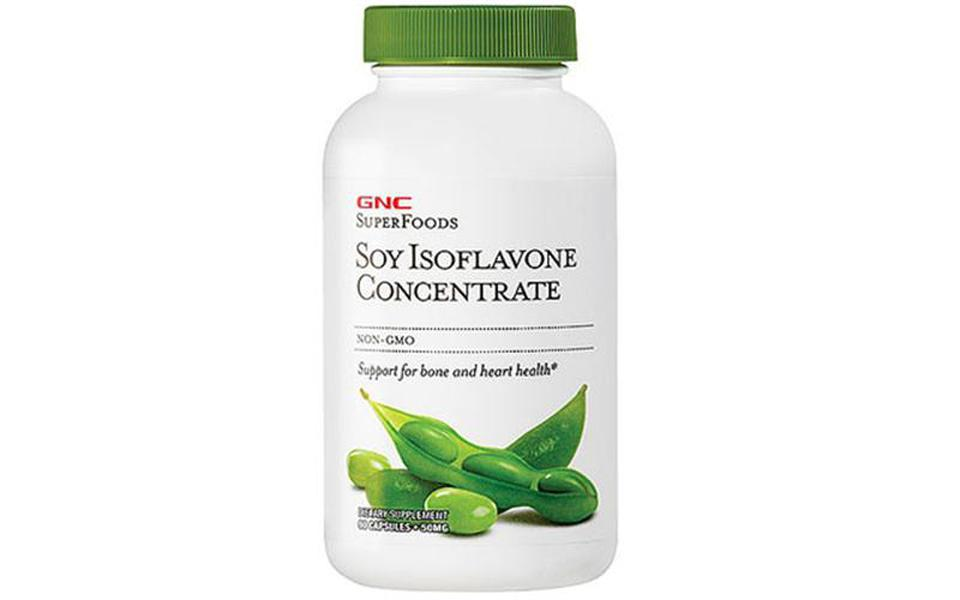 Tinh Chất Mầm Đậu Nành GNC Soy Isoflavones Concentrate