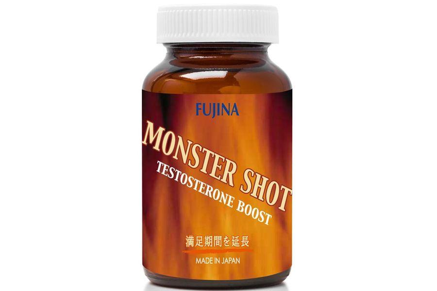 Viên Uống Hỗ Trợ Sinh Lý Nam Fujina Monster Shot Của Nhật