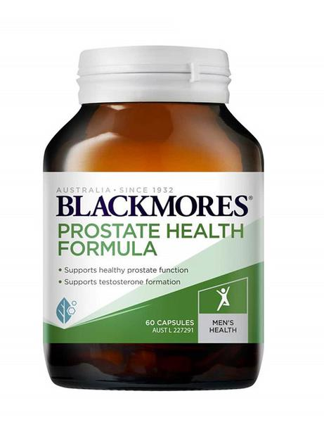 Viên Uống Hỗ Trợ Tiền Liệt Tuyến Blackmores Prostate Health Formula