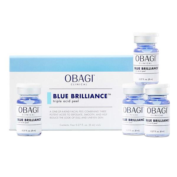 Obagi Blue Brilliance Triple Acid Peel - Bộ Thay Da Sinh Học