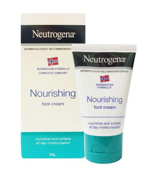Kem Hỗ Trợ Cải Thiện Nứt Gót Chân Neutrogena Foot Cream 56g