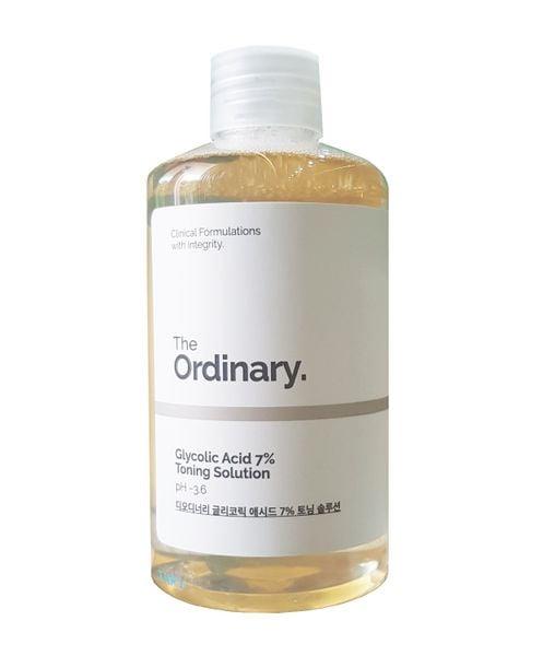 Nước Hoa Hồng The Ordinary Glycolic Acid 7% Toning Solution