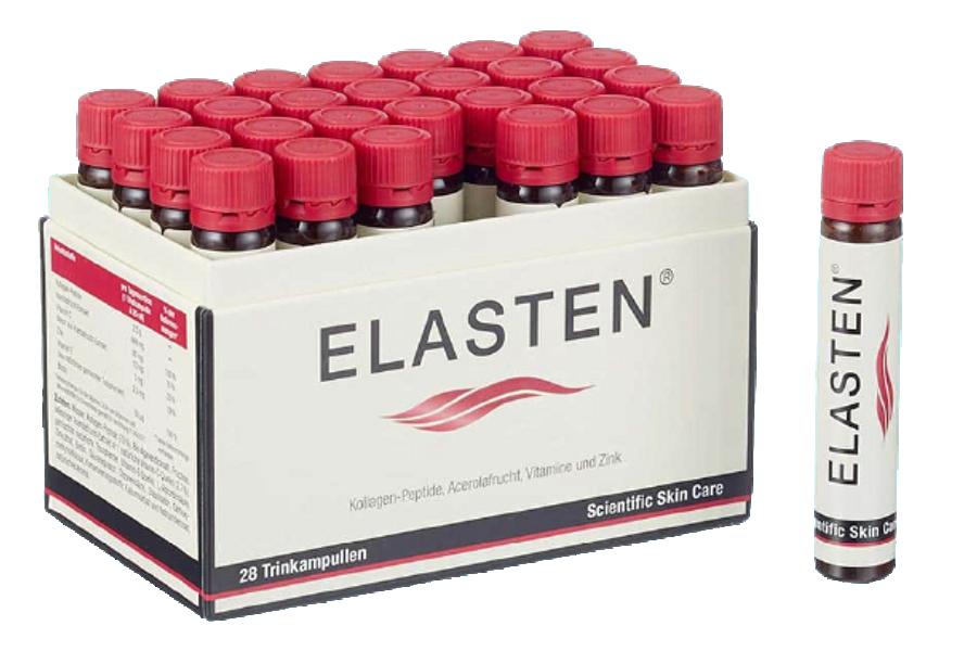 Collagen Elasten Dạng Nước Chính Hãng Đức