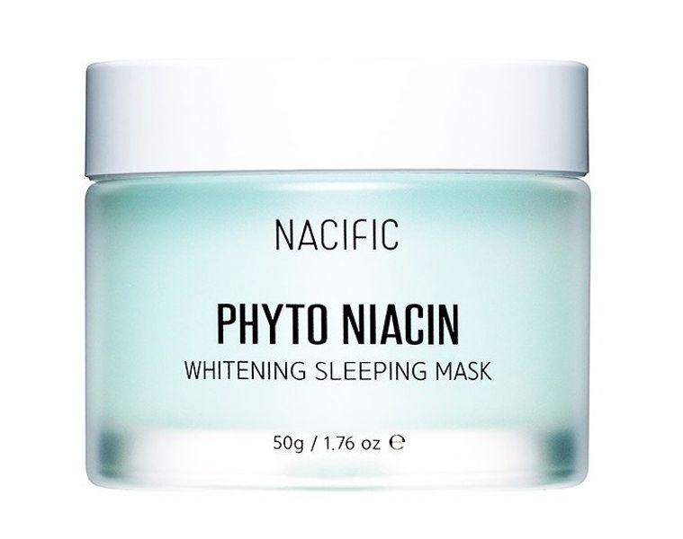 Mặt Nạ Ngủ Nacific Phyto Niacin Hỗ Trợ Dưỡng Trắng Da