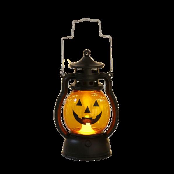 Đèn Led Hình Quả Bí Ngô Trang Trí Halloween
