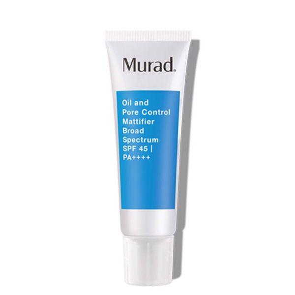 Kem Chống Nắng Kiểm Soát Dầu Nhờn Murad Oil And Pore Control SPF45