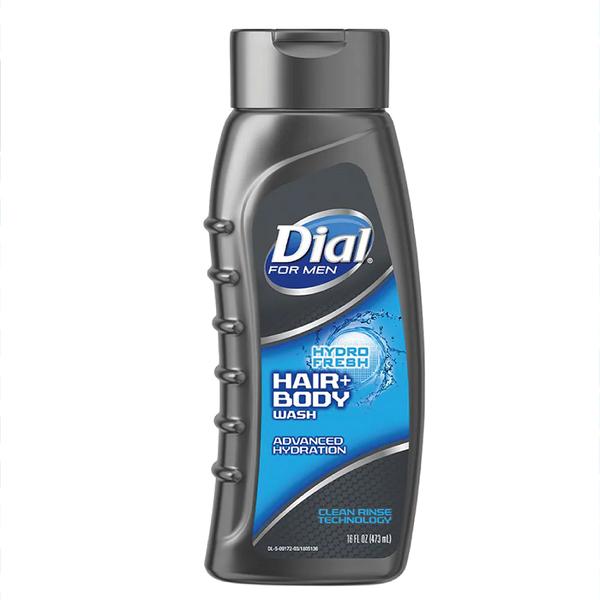 Sữa Tắm Gội Cho Nam Dial For Men Hydro Fresh Mỹ