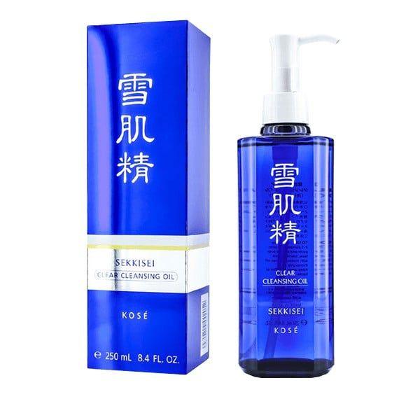 Dầu Tẩy Trang Kose Sekkisei Treatment Cleansing Oil 160ml