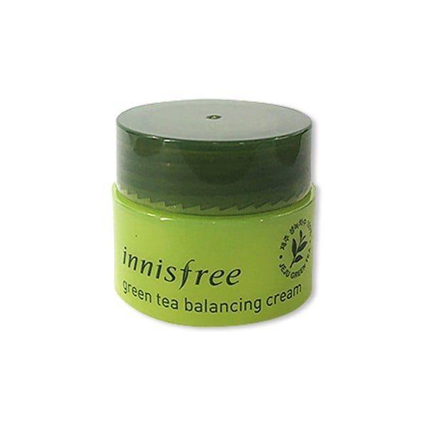 Kem Dưỡng Innisfree Green Tea Balancing (Minisize) 5ml