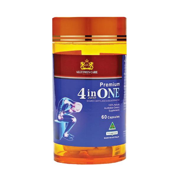 Viên Uống Bổ Khớp Alltimes Care 4 In One Joint
