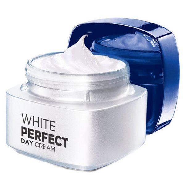 Kem Dưỡng Trắng Da Ban Ngày LOreal White Perfect  50ml