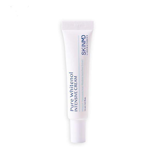 Kem Hỗ Trợ Giảm Nám Và Tái Tạo Da SkinMD Pure Whitenol Cream