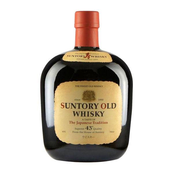 Suntory Old Whisky 700ml Nhật Bản Chính Hãng