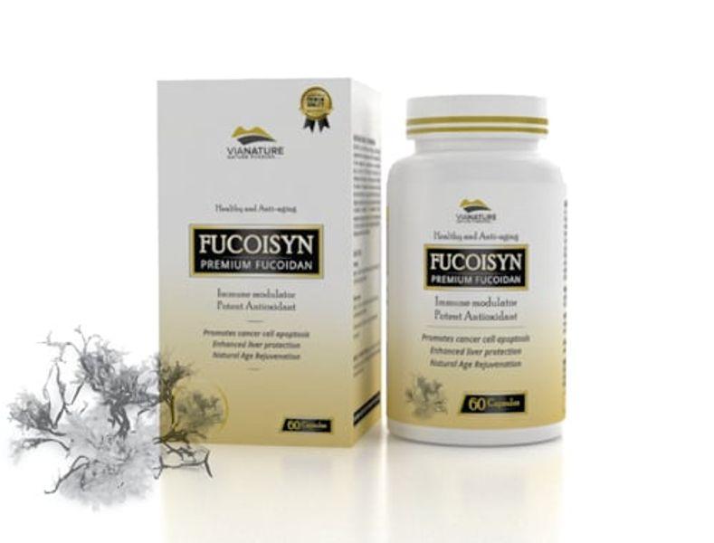 Viên Uống Fucoisyn Premium Fucoidan Úc