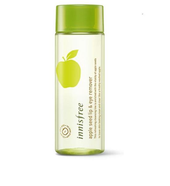 Tẩy Trang Mắt Môi Táo Xanh INNISFREE Apple Seed Lip And Eye Remover