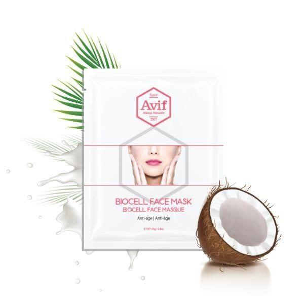 Mặt Nạ Dưỡng Da Avif Biocell Anti Aging Face Mask