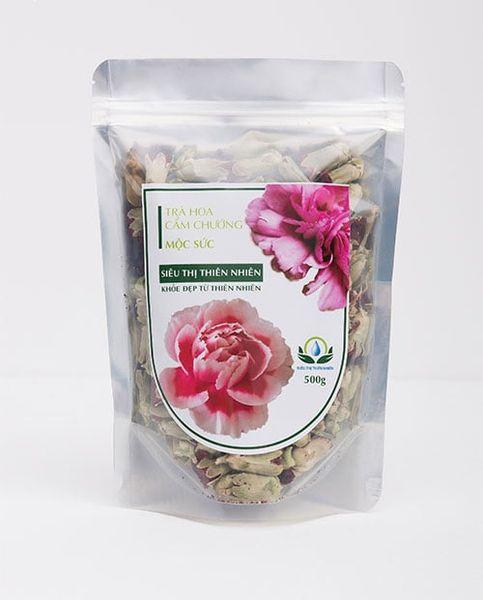Trà Hoa Cẩm Chướng Mộc Sắc, Hoa Cẩm Chướng Sấy Khô