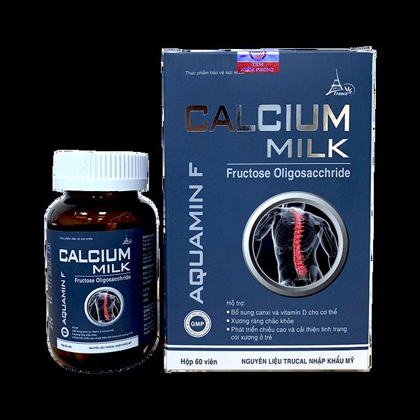 Viên Uống Hỗ Trợ Xương Khớp Calcium Milk