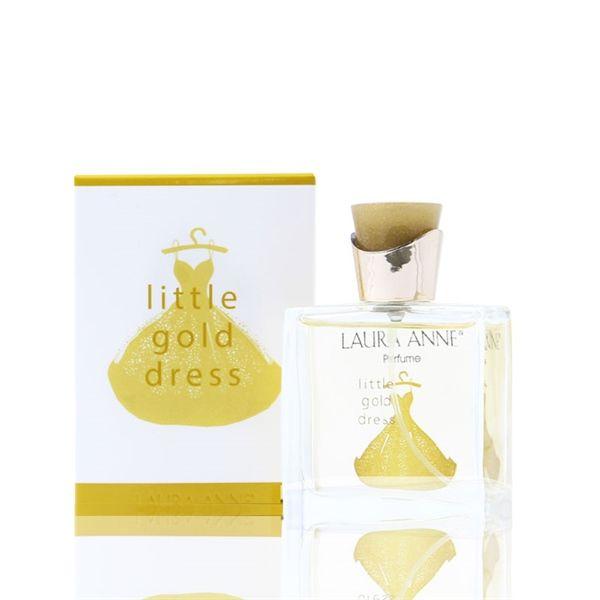 Nước Hoa Nữ Laura Anne Little Gold Dress 50ml