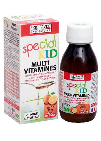 Siro Special Kid Multivitamines Bổ Sung Vitamin Và Khoáng Chất Cho Trẻ