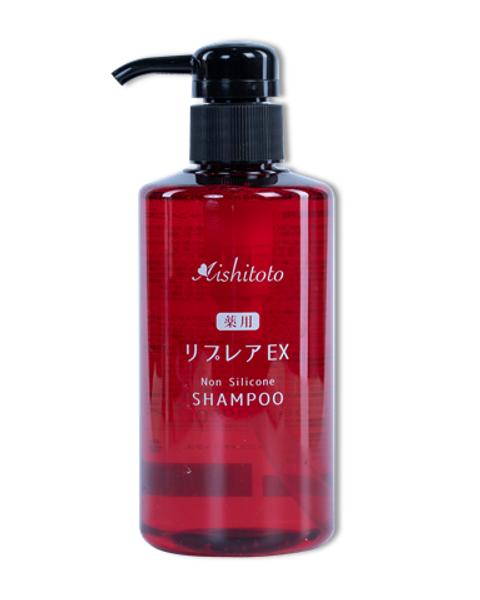 Dầu Gội Dưỡng Tóc Aishitoto EX Shampoo Giảm Rụng Tóc