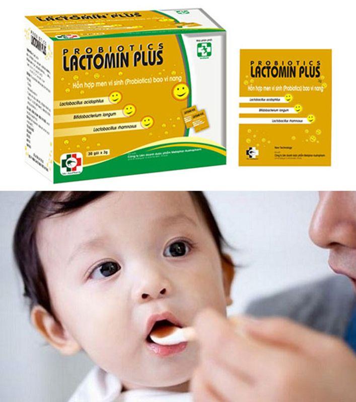 Lactomin Plus Có Dùng Được Cho Trẻ Sơ Sinh? Cách Uống Lactomin Plus Đúng Nhất