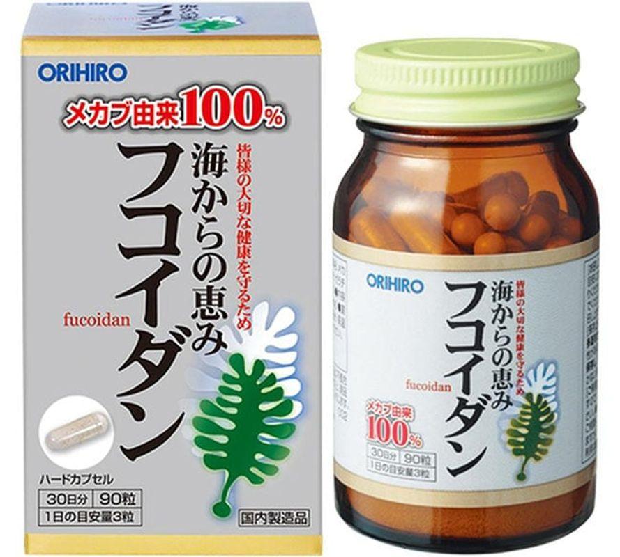Fucoidan Nhật Bản Giá Bao Nhiêu? Các Loại Fucoidan Nhật Bản Tốt Nhất Hiện Nay
