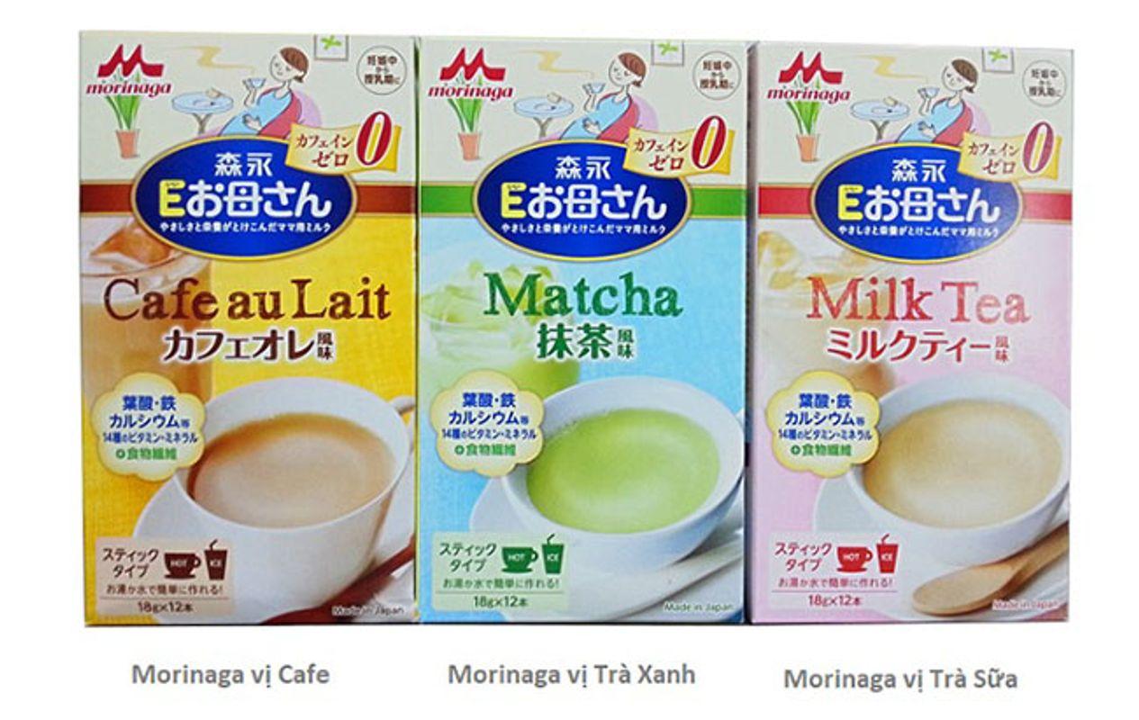 Sữa Bầu Morinaga Của Nhật Giá Bao Nhiêu? Có Tốt Không?
