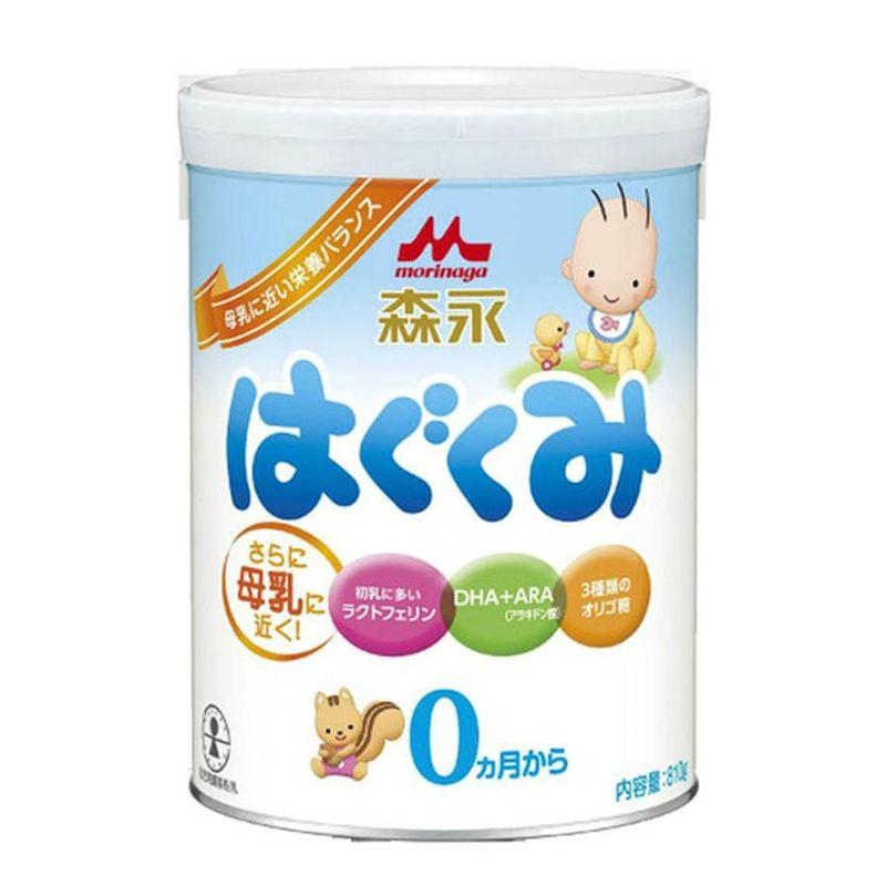 Sữa Morinaga Cho Trẻ Sơ Sinh Có Tốt Không? Giá Bao Nhiêu?