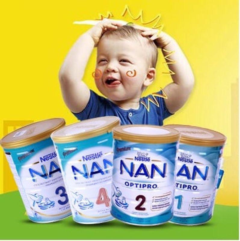Sữa Nan Nga Số 1 Có Tốt Không?
