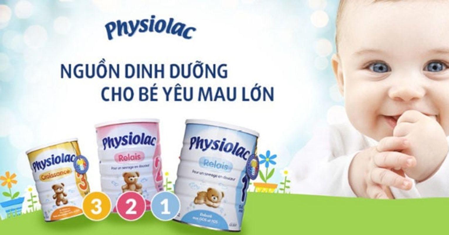 [Hỏi/Đáp] Sữa Physiolac Có Tốt Không? Có Tăng Cân Không?