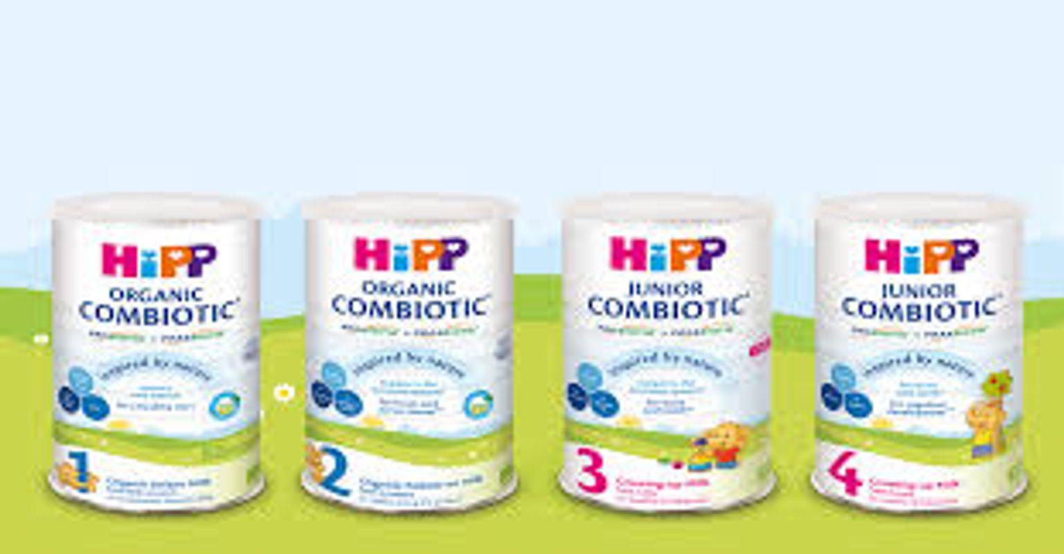 Sữa Hipp Có Tốt Không? Có Giúp Bé Tăng Cân Không?
