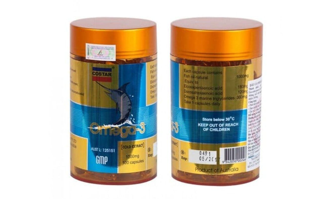 [NEWS] 9 Công Dụng Tuyệt Vời Của Dầu Cá Omega 3 Úc Tốt Cho Sức Khỏe