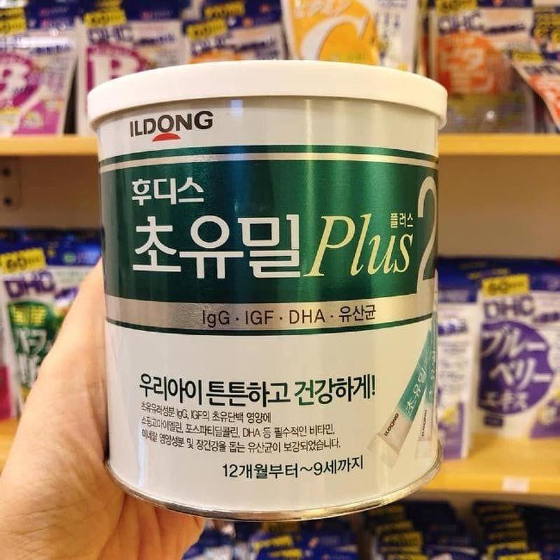 Sữa Non Ildong, Mẹ Nào Cho Con Dùng Chưa? Có Tốt Không? Mua Ở Đâu ?