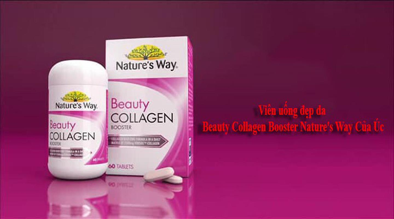 Collagen Của Úc - Viên Uống Beauty Collagen Nature's Way Giá Tốt